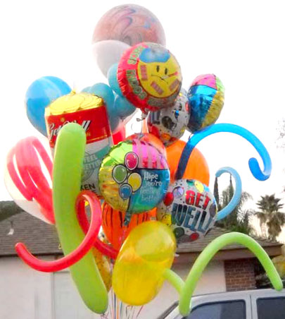 Balloon Delivery options for your special occasion